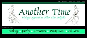 Another Time Vintage Apparel Clothing
