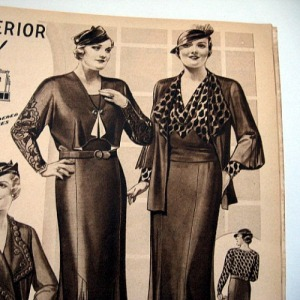 lane bryant shopping catalog 1934 1935 for plus size fashions styles